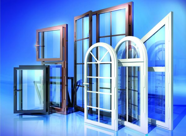 Види металопластикових вікон